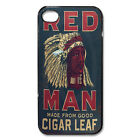 Red Man Chewing Tobacco Vintage Look iPhone case cover