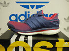 NEW AUTHENTIC ADIDAS Supernova Glide 8 Women's Running Shoes -Purple/Red; S80275