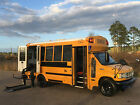 2002 Ford E-450 Super Duty 12-Passenger Handicapped School Bus in Mississippi