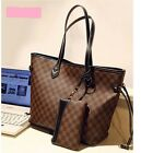 Women's European style big Cow leather in trend fashion shoulder handbags