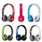 100% Genuine Beats by Dr. Dre Solo HD Special Edition Wired Headband Headphones