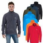 Trespass Masonville Mens Plain Fleece Insulated Lightweight Hiking Jumper