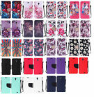 Wallet Pouch Credit Card Case Phone Cover for ZTE Midnight Pro LTE