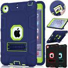 Shockproof Heavy Duty Gel Rubber Smart Case Stand Cover For iPad Mini 2 Retina