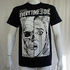 Authentic EVERY TIME I DIE Screamer Logo Rock Band T-Shirt S M L XL 2XL NEW