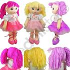 Rag Doll Soft Toy Cuddly Plush Body Play Ballerina Dress 40cm Traditional Gift