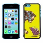 Hard Phone Case Cover Skin For Apple iPhone Electric cat and mouse