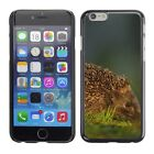 Hard Phone Case Cover Skin For Apple iPhone Beasts hedgehog