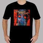 New Strapping Young Lad - Heavy Metal Rock Band Mens Black T-Shirt Size S to 3XL
