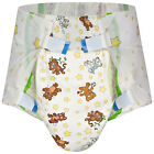 All New Adult Cuddle Crinklz Diaper - 15 Piece Package With New Design