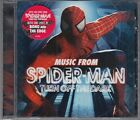 Spider Man Turn Off the Dark Film Soundtrack CD Bono The Edge FASTPOST