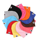 Spring Baby Girls Boys Hat Soft Cotton Kids Beanies Solid All-match Infants Caps