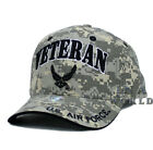U.S. AIR FORCE hat cap embroidered USAF Military Official Licensed Baseball cap