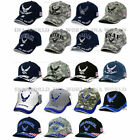 U.S. AIR FORCE hat USAF Military Logo Embroidered Official Licensed Baseball cap