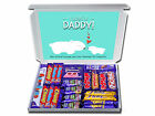 Cute POLAR BEARS KISS Personalised Gift Hampers for Daddy Birthday Any Occasion