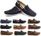 Kyпить MENS NEW SLIP ON CASUAL BOAT DECK MOCASSIN DESINGER LOAFERS DRIVING SHOES SIZE  на еВаy.соm