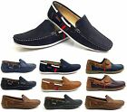 BOYS AND MEN SLIP ON CASUAL BOAT DECK MOCASSIN DESINGER LOAFERS DRIVING SHOES