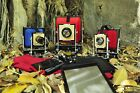 NEW Folding Camera 4x5-8x10-10x12 inc + 1Chaissi X Film or Collodion Photography
