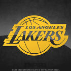 "Los Angeles Lakers NBA Vinyl Decal Sticker - 4"" and Larger - 30+ Color Options! on eBay"