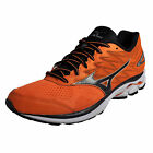 Mizuno Wave Rider 20 Mens Running Shoes Gym Fitness Trainers Orange New In 2017