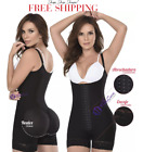 Fajas Reductoras Colombianas en Fajate con Ann Slim 3 Hooks Body Shaper Best