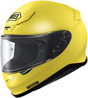 SHOEI RF-1200 BRILLIANT YELLOW SOLID DOT Snell FREE SHIPPING