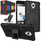 Shockproof Defender Hybrid Rubber Hard Stand Back Case Cover For OnePlus Three 3