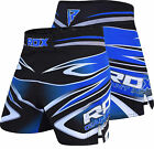 Kyпить RDX MMA Shorts Grappling Shorts Fighter Cage Boxing Kick Short Sports Gym Blue на еВаy.соm