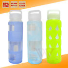 700ml GLASS BPA FREE Assorted Colours Water Hydration CAMPING BOTTLE Outdoor Gym