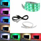LED Home Theater TV BackLight Accent Back Lighting Kit Bias Multi-Color Strip