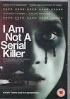 I Am Not A Serial Killer DVD 2017 Region Free Black Comic Thriller FASTPOST