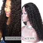 Best Human Hair Curly Lace Front Wigs For African Americans Brazilian Remy Wigs