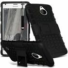 Sony Xperia M5 Premium Shock Proof Rugged Case + Screen Protector + S pen