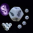 Fun 12 Side Sex Position Dice Bachelor Party Adult Couple Lover Novelty Gift