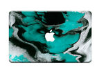 Hard Rubberized Marble Painting Case Cover For Macbook Pro Air 11-15 inch Laptop