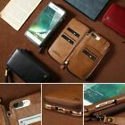 Leather Wallet Zipper Multifunction W/strap Case Cover For iPhone 6 6S 7 Plus