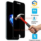 Anti-Spy Privacy Tempered Glass Screen Protector For Apple iPhone 6 7 8 Plus X