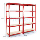METAL SHELVING 5 TIER HEAVY DUTY INDUSTRIAL GARAGE BOLTLESS STEEL RACKING SHELF <br/> SPECIAL PRE ORDER PRICE - NOT FOR IMMEDIATE DELIVERY!