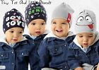 Baby Boy Infant Toddler Cotton Elastic Spring Autumn Hat Beanie Cap 6 - 2 years