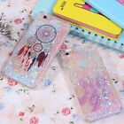 Dreamcatcher Glitter Quicksand Hard Back PC Cover Case For iPhone 5/5s/6/7/Plus