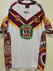 CRL Country Origin Men's Indigenous Replica Jersey, Rugby League