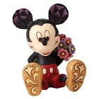 Disney Traditions 'Mickey Mouse with Flowers' - New & Boxed Collectible Figurine