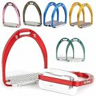 Tech Stirrup 'Athena' Show Jumping Competition Horse Riding Irons All Colours