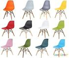 Retro Ayaans Eiffel Matte Chair Kitchen Nursery Bedroom 19 Different Colours New