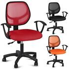 o computer - Adjustable Ergonomic Swivel Computer Office Desk Midback Task Mesh Chair Study