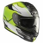 HJC RPha ST Zaytun Flo Yellow Full Face Motorcycle Helmet RRP £299.99!!