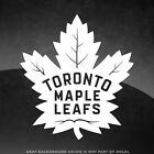 "Toronto Maple Leafs NHL Vinyl Decal Sticker - 4"" and Larger - 30+ Color Options! $3.98 USD on eBay"
