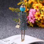 New Doll Necklaces Long Chain Pendant Bohemian Choker Girls Women Accessories