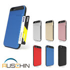 Hero Bumper Semi Automatic Card Holder Case for iPhone 7 and iPhone 7 Plus