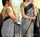 INDIAN WOMEN ETHNIC WEDDING DESIGNER SAREE TRADITIONAL PARTY WEAR BOLLYWOOD SARI фото